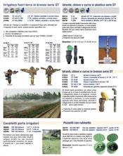 Pozzetti con rubinetto for Irrigatori fuori terra
